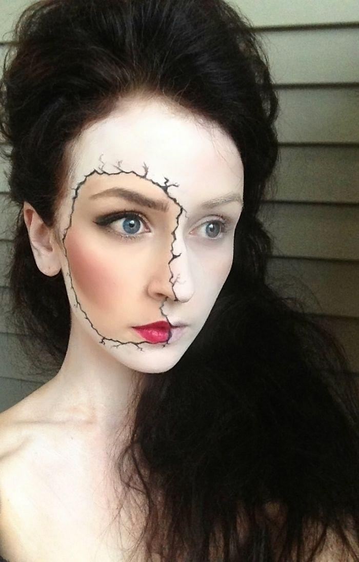 Детский макияж для маленьких